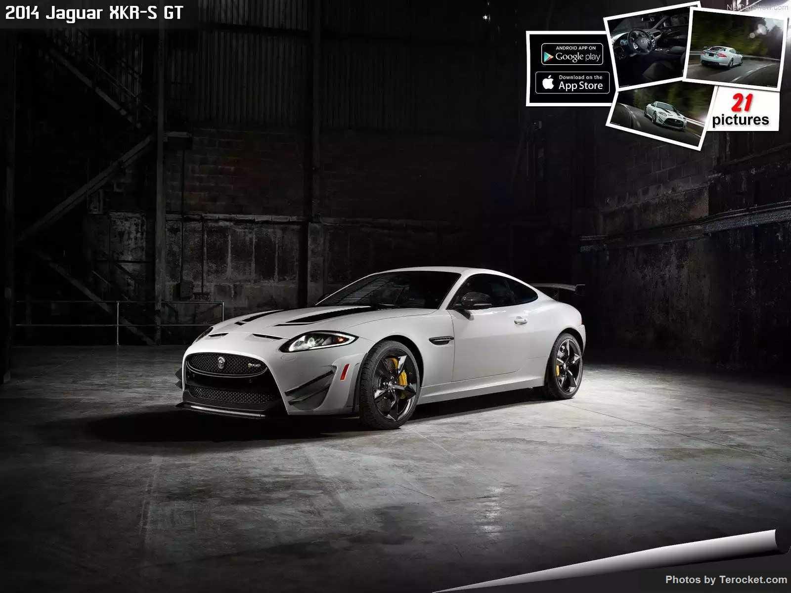 Hình ảnh xe ô tô Jaguar XKR-S GT 2014 & nội ngoại thất