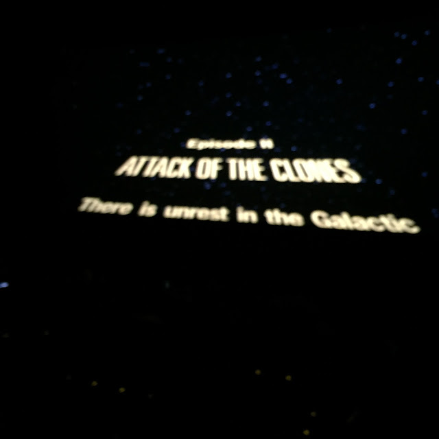Star Wars Marathon: Attack of the Clones