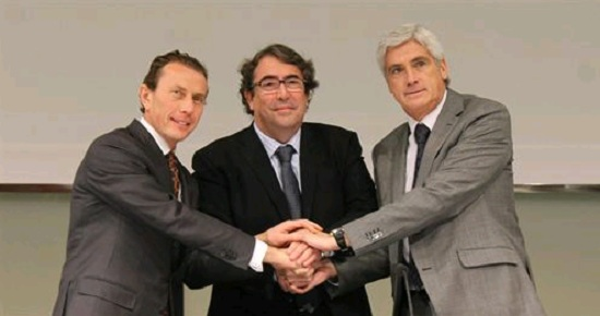 Agreement between Atletico and Real Madrid