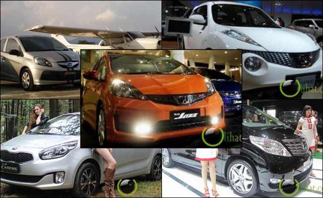 7 Daftar Mobil Terlaris Indonesia di Segmennya