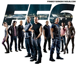 Paul Walker and Vin Diesel leading Fast & Furious 6 as Brian Connor and Domini Toretto
