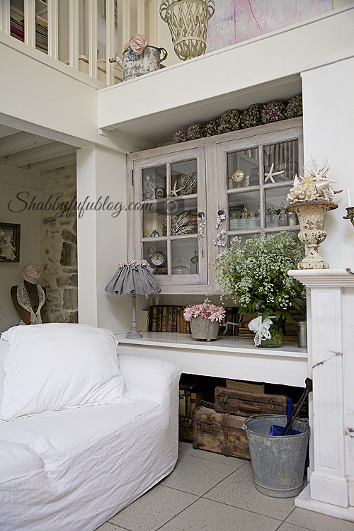 Shabby Chic French Farmhouse