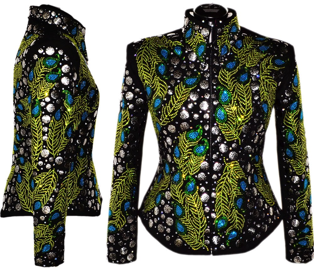 Lisa Nelle Show Clothing : The Peacock