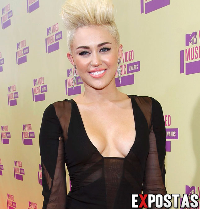Miley Cyrus: MTV Video Music Awards 2012 (VMA) - Los Angeles - 06 de Setembro de 2012