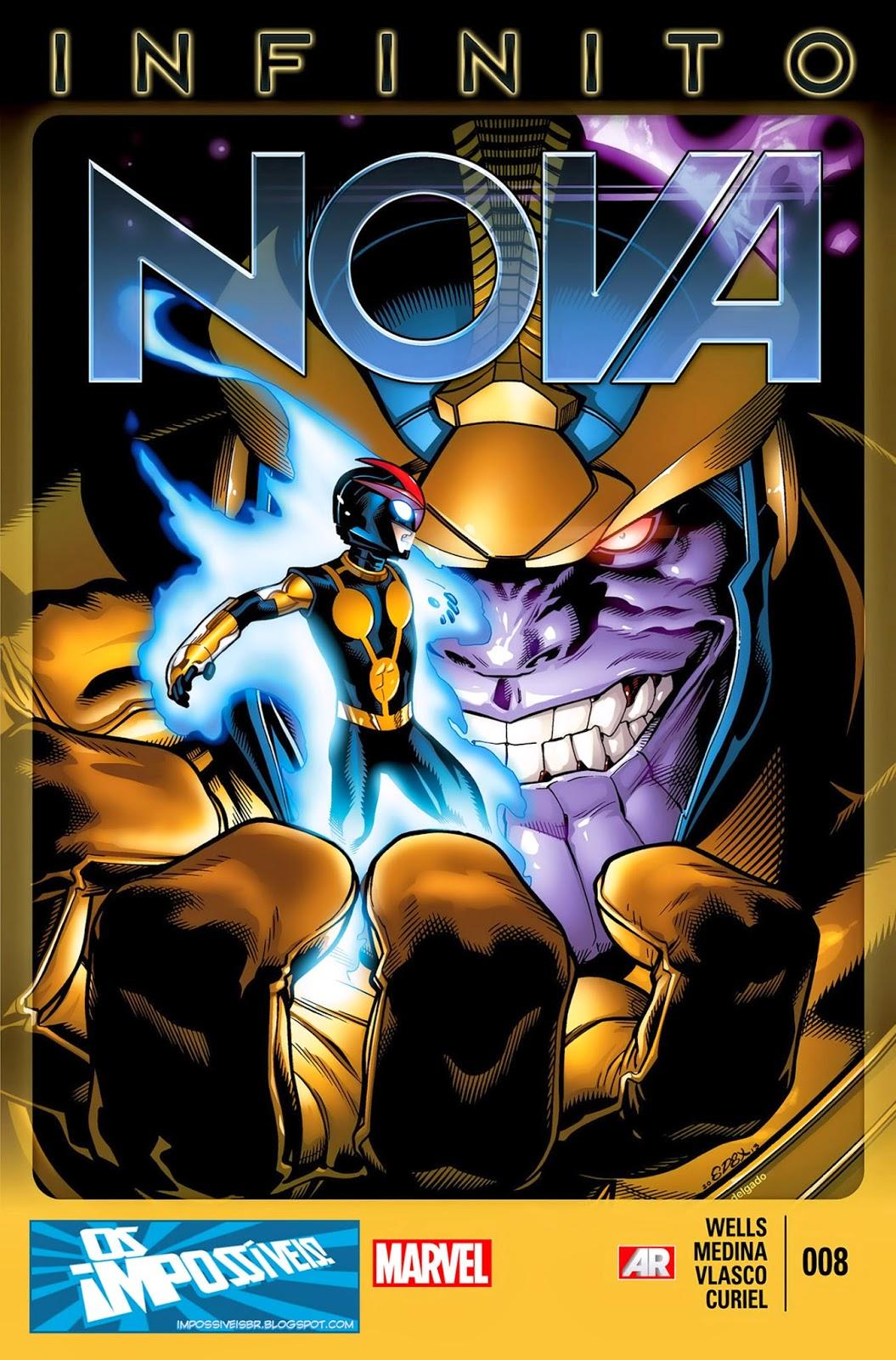 Nova Marvel! Nova #8