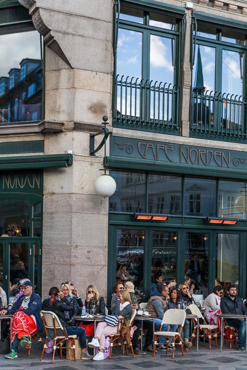 Amalie loves Denmark Städtereise Kopenhagen, Strøget und Amagertorv