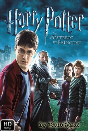Harry Potter y El Misterio del Principe [1080p] [Latino-Ingles] [MEGA]