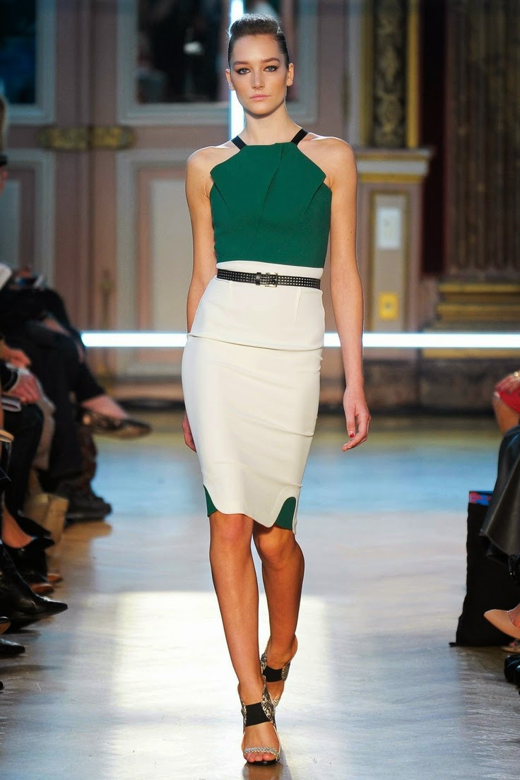 Roland Mouret Spring 2013 RTW find more mens fashion on