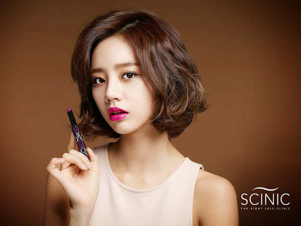 Girls Day Hyeri SCINIC