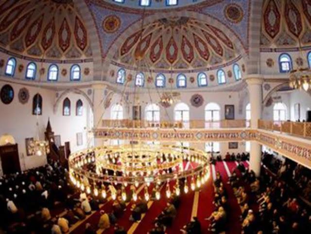 مسجد مركيز, دويسبورغ, أكبر مساجد ألمانيا, ألمانيا,