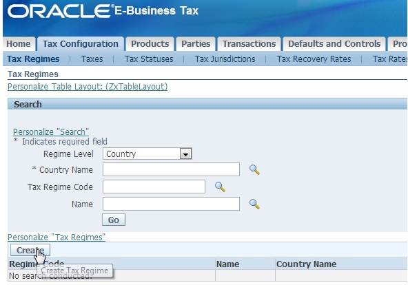 Setup for ebtax on payables invoice in r12 create receipts for Jewelry television preferred account pay online service