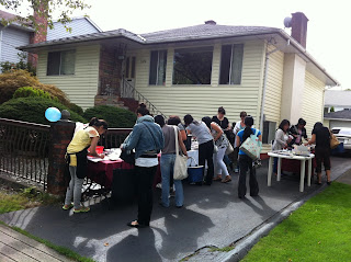 Ida Chan's Stampin' Up! Garage sale Vancouver