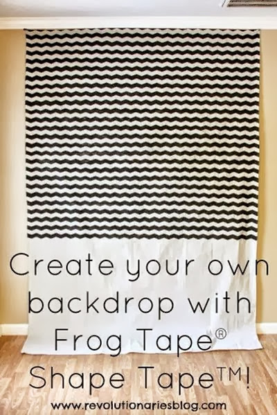 DIY Photo Backdrop