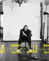 DUNHILL x Highsnobiety - Not In Paris II AD CAMPAIGN