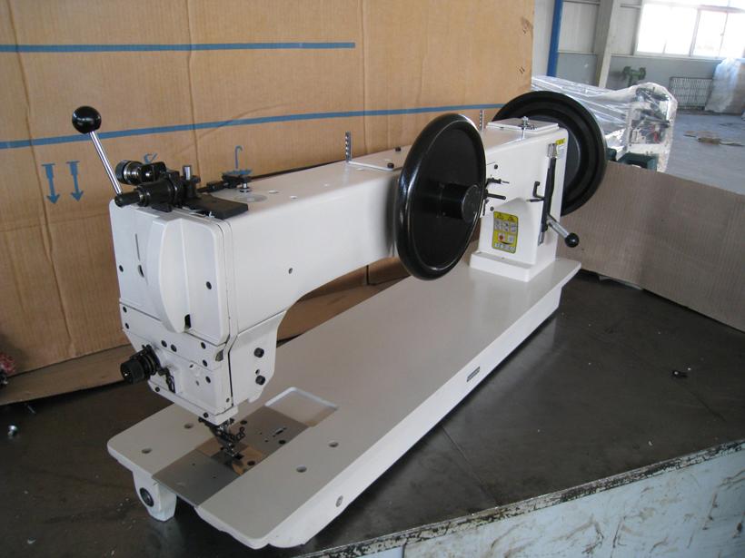 Machine coudre industrielle mati res lourdes 7204 30 for Machine a coudre 76
