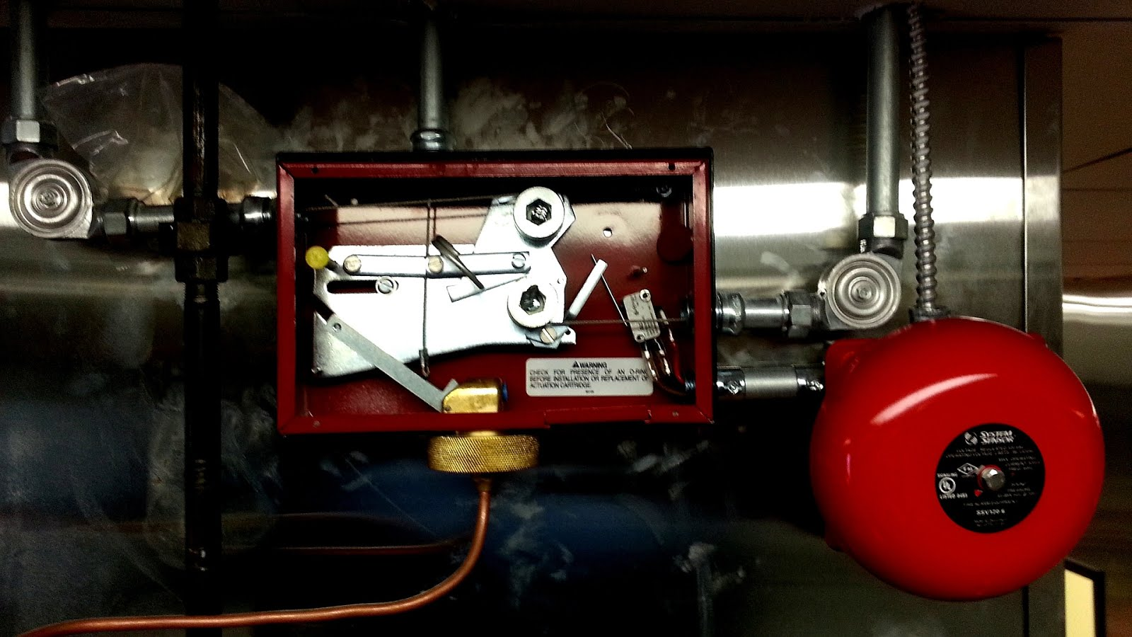 Kitchen Fire Suppression System - Fire Choices