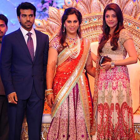 Telugumovieclub Ram Charan Marriage Photos