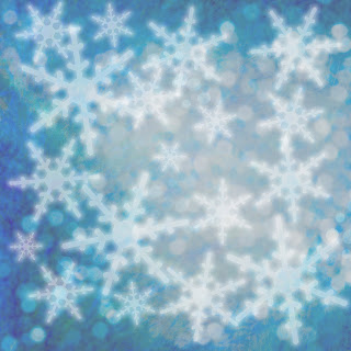 snowflake paper free download digital scrapbook
