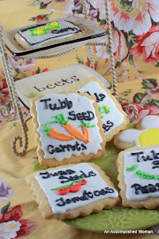 Garden Sugar Cookies