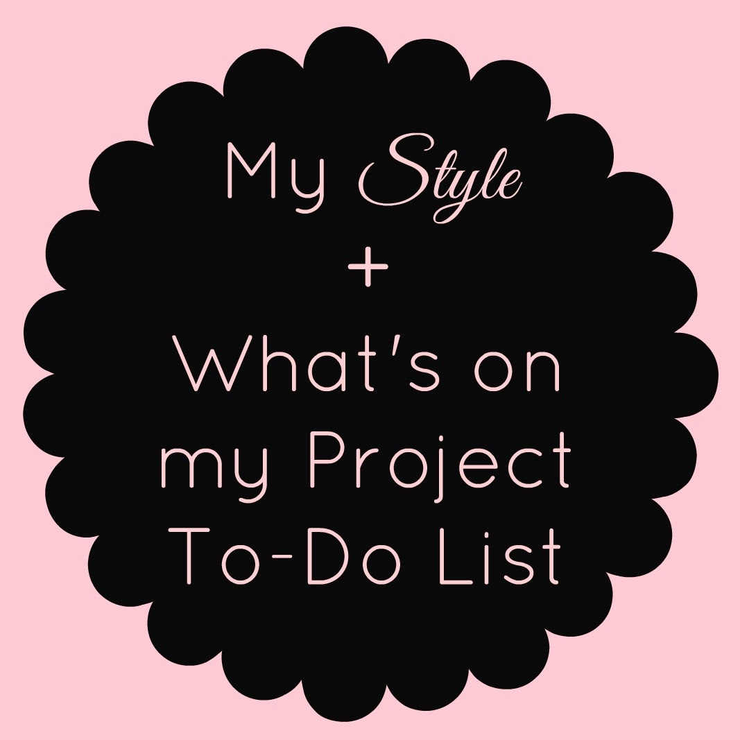 Life is sew daily my style a project on my to do list for Do my project
