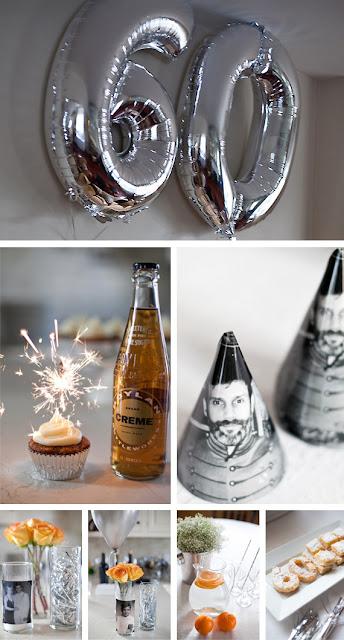 como decorar unas bodas de plata
