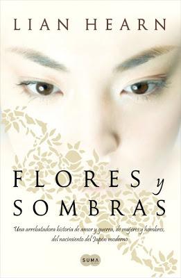 novela flores y sombras escritora lian hearn
