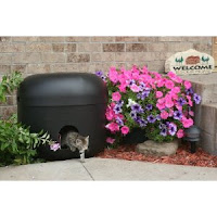 The Kitty Tube-Fully Insulated Outdoor Cat House