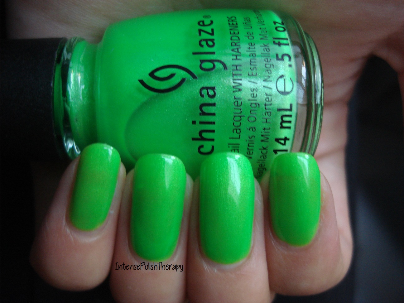 China Glaze - I'm With The Lifeguard