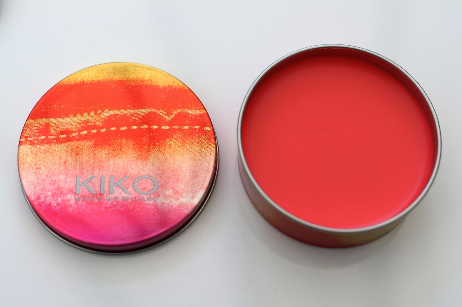 kiko lip and cheek stain