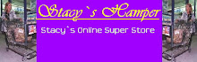 Stacy Burke`s Online Fetish Store