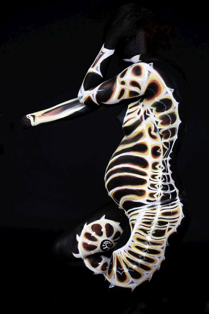 Can You Believe This Is Body Paint?
