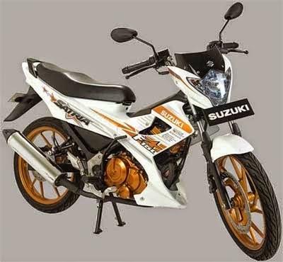 Specifications and Price Suzuki Satria FU 150