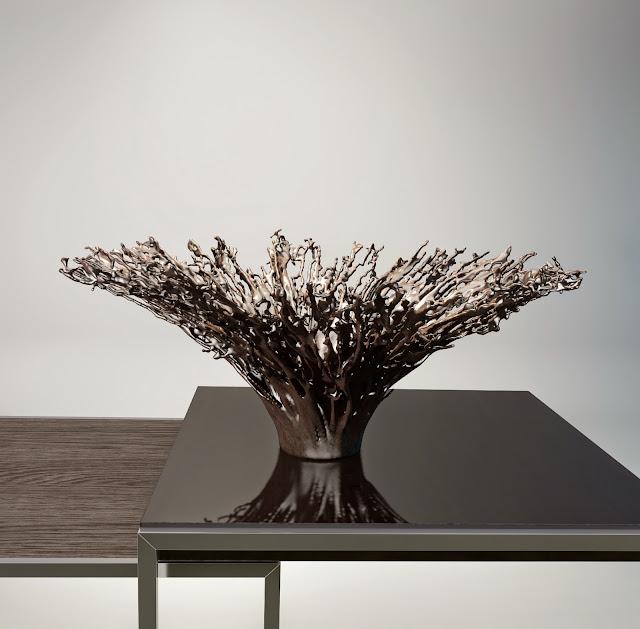 Galería Katz: Creaciones en impresión 3D capturan arte y diseño en movimiento