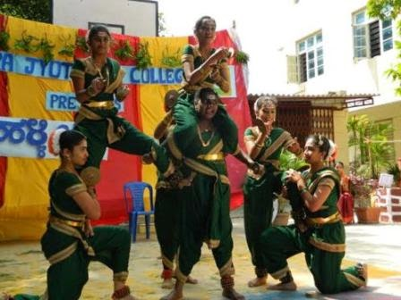 Bangalore celebrates village folk culture