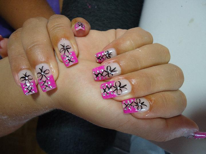 Steve Jobs Store Popular Nail Art Designs 2011