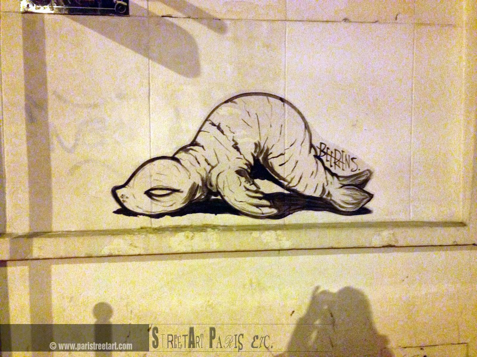 Street Art Paris etc.: April 2014