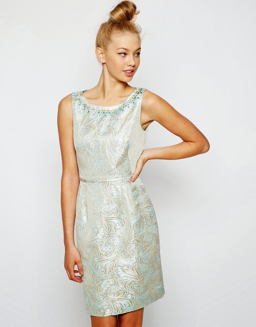 tahari green midi dress,