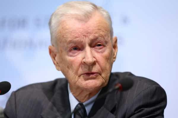 ZBIGNIEW BRZEZINSKI, DEAD AT 89.