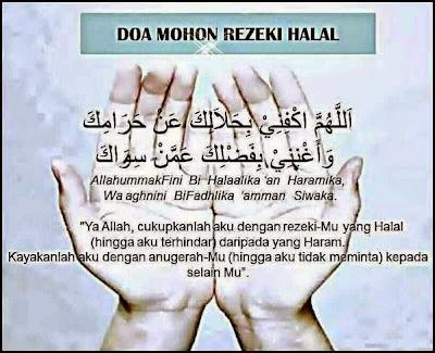 5 Do'a Ampuh Untuk Melancarkan Rezeki Dalam Alqur'an Hadist