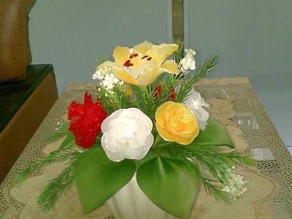 Cặp đôi hoàn hảo 2011 lam%2Bhoa%2Bhong%2Bbang%2Bvai%2Bvoan Hướng dẫn làm hoa hồng bằng vải voan cực đẹp