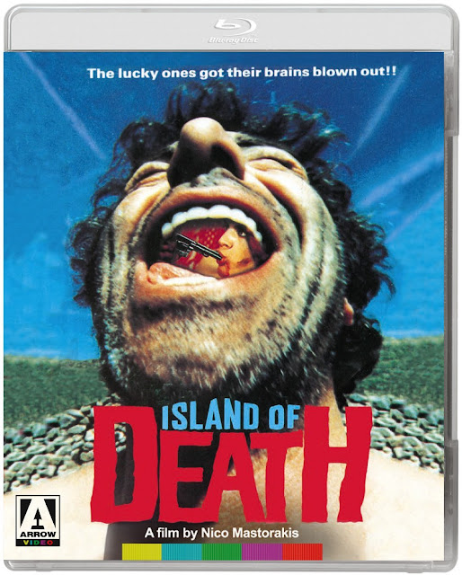 Island of Death cover