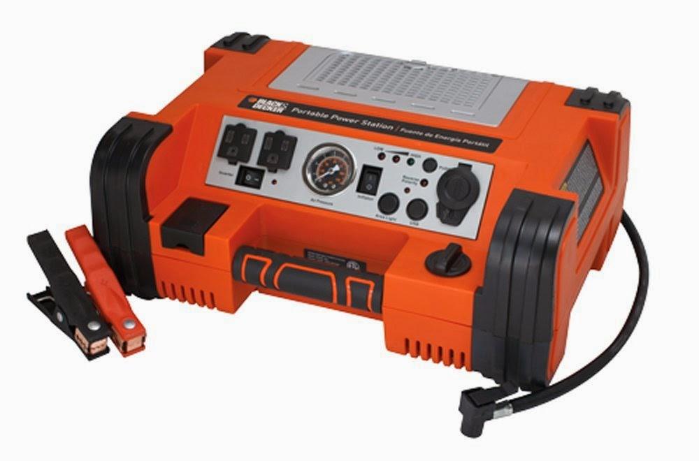 Car Battery Inverter Camping