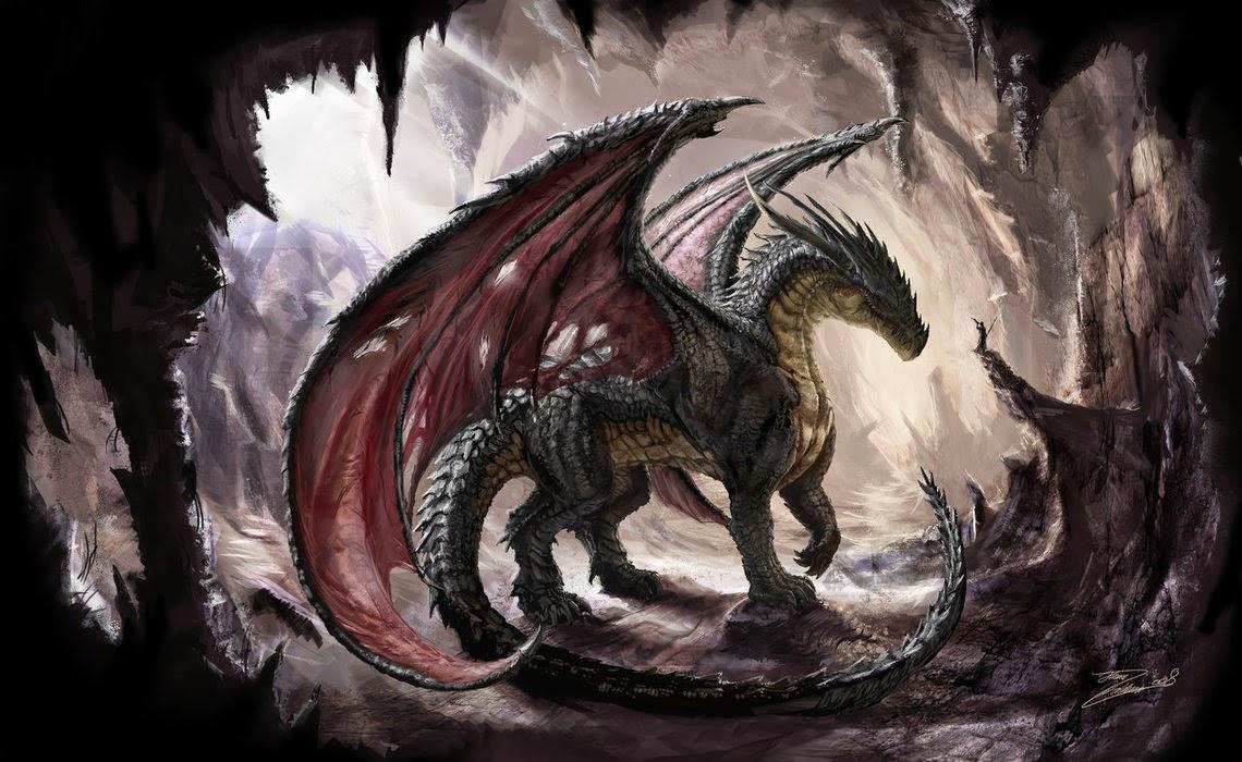 Dragon fan art