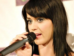 Beautiful Katy Perry from Goleta California