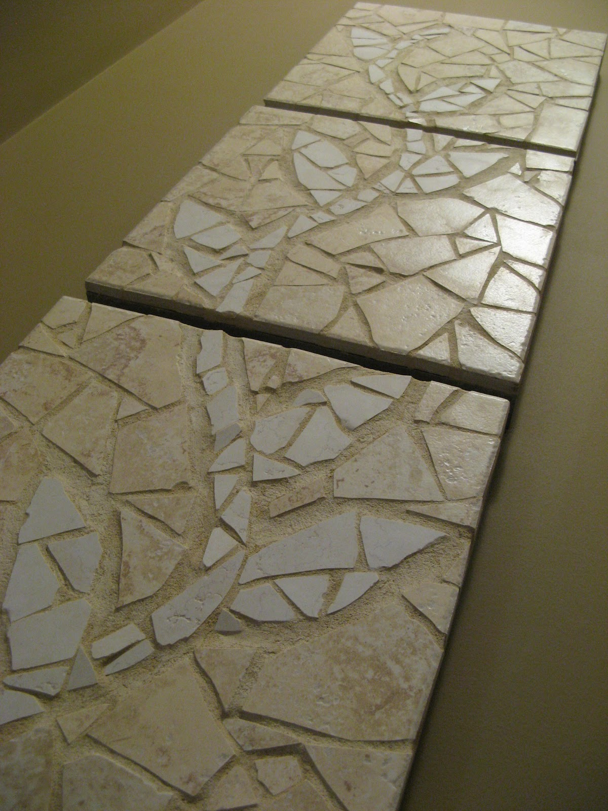 Susan Snyder Mosaic Wall Art Panels