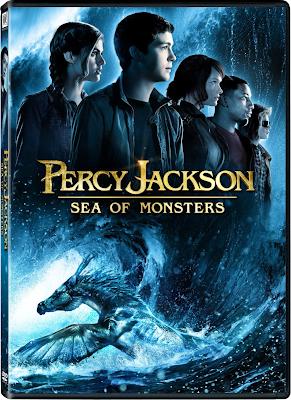 Percy Jackson y el Mar de los Monstruos (2013) Español Latino DVDRip