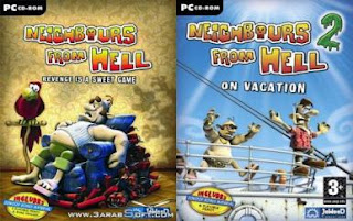 download PC game Neighbours From Hell 1 & 2