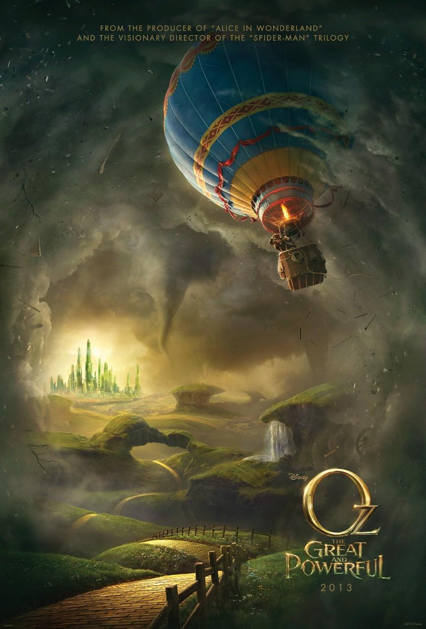 Descarga Oz Un mundo de fantas�a