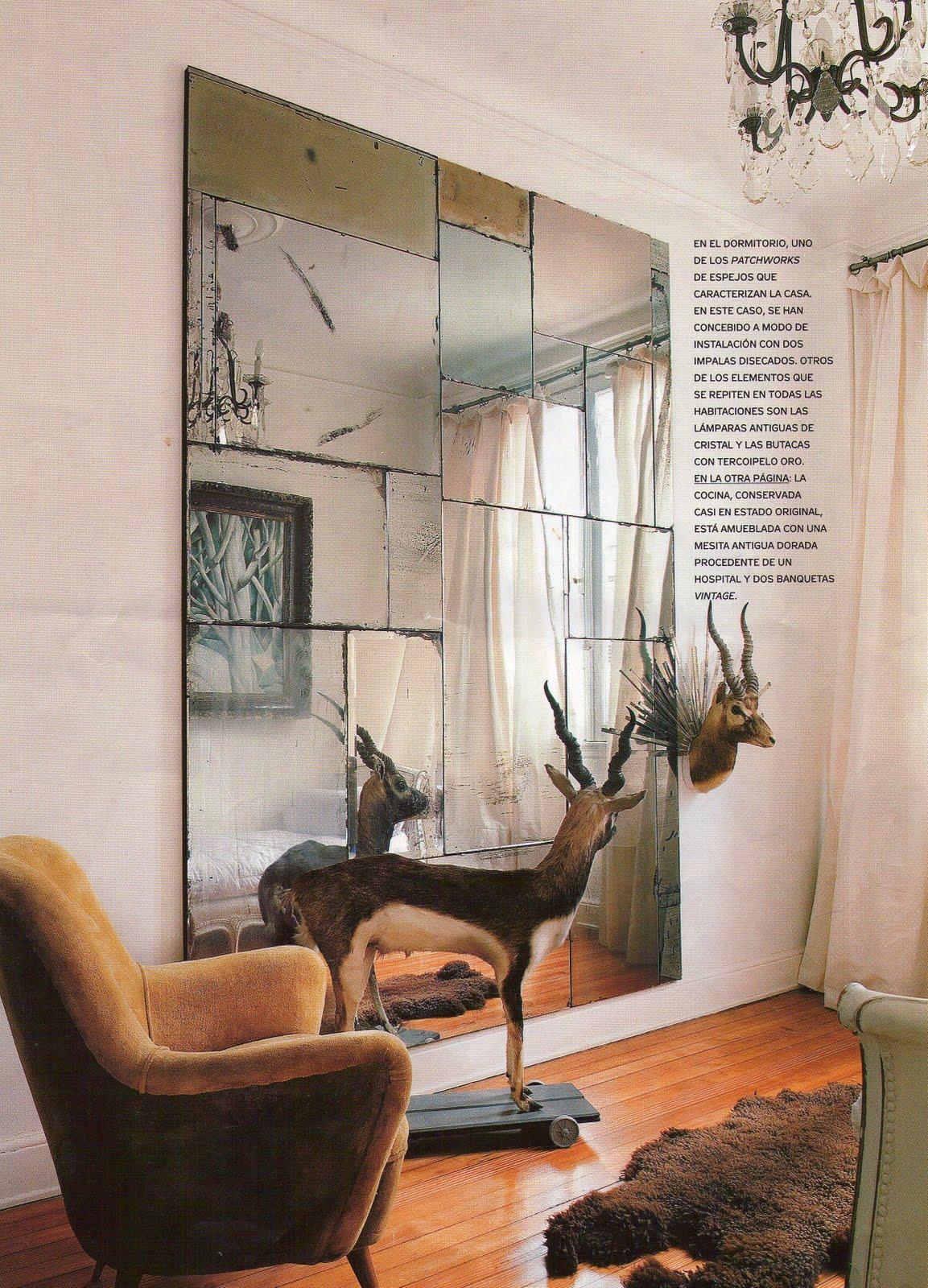 Salones Top! | Salons, Interiors and Mirror mirror