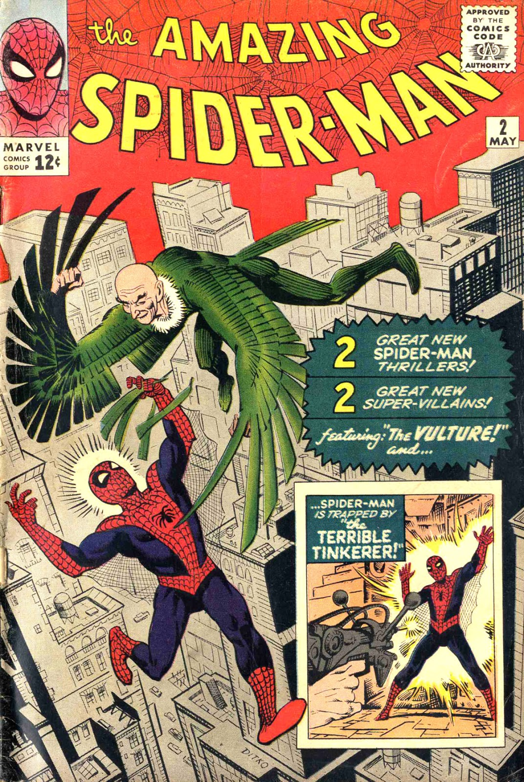 Silver Age Comics: The Marvel Covers